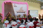 Công ty Bình Minh khởi động dây chuyền sản xuất công suất gần 6000 tấn / tháng